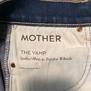 Mother Jeans - The Vamp